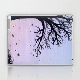 Fireflies and a Tree Laptop & iPad Skin
