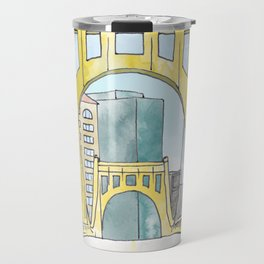 Roberto Clemente Bridge Travel Mug