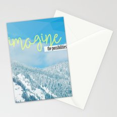 Imagine the Possibilities Stationery Cards