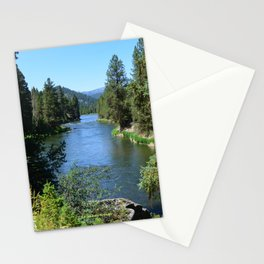 Payette River Scene ~ II Stationery Cards