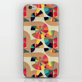 Kaleidoscope Pattern iPhone Skin
