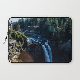 Snoqualmie Falls Laptop Sleeve