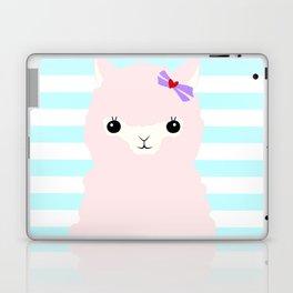 Alpaca In Love  Laptop & iPad Skin