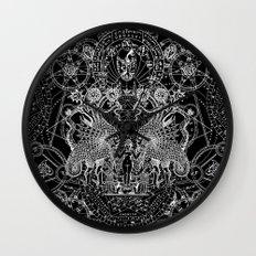 SIN OF IDOLATRY Wall Clock