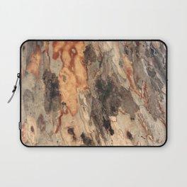 Exfoliating Flakes Of Eucalyptus Tree Bark Laptop Sleeve