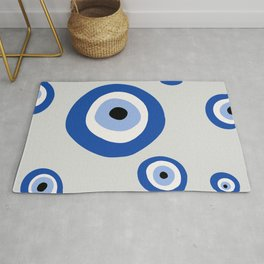 Divinely Protected Rug