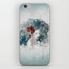 Blossom lights iPhone & iPod Skin