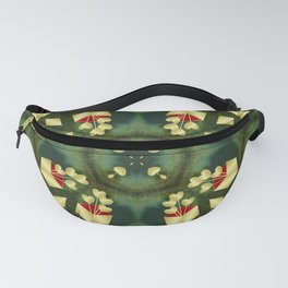 My hearts in a spin Fanny Pack