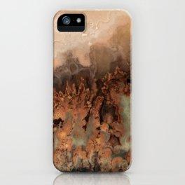 Idaho Gem Stone 21 iPhone Case