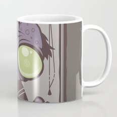 Office Zombie Coffee Mug