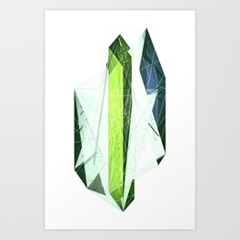 Geminate - Vine Art Print