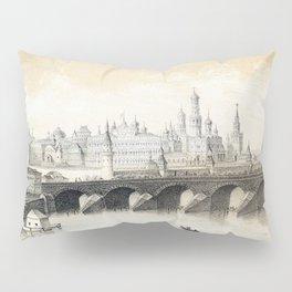 Bolshoy Kamenny Bridge Pillow Sham