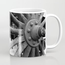 Wagon Wheel #4 Coffee Mug