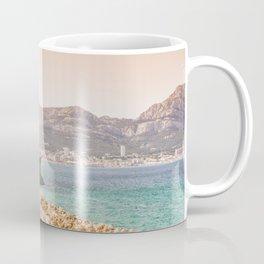 Summer - Beach - Marseille - France Coffee Mug
