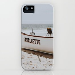 Boat Life II / Lavallette, New Jersey iPhone Case