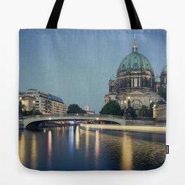 Berliner Dom 2. Tote Bag