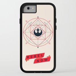 Rebel Now! iPhone Case