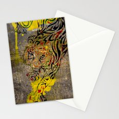 Chinese Lunar New Year and 12 animals ❤ The TIGER 虎 Stationery Cards