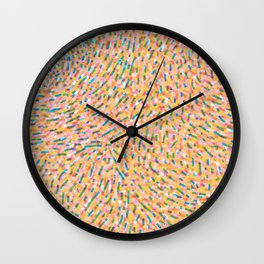 Surreal garden nº 50 Wall Clock