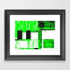 Error 10 Framed Art Print