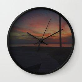 Kismet Colors Wall Clock