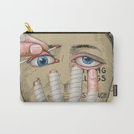 IMPRACTICAL CHARACTER Carry-All Pouch