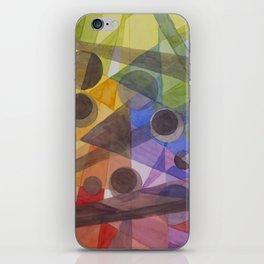 Rainbow Prism iPhone Skin