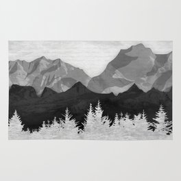 Layered Landscapes Rug