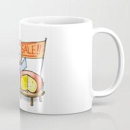 The Cheese Monger Coffee Mug