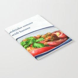 La Cuisine Fusion - Malandrinho Tomato Rice with Banana Notebook