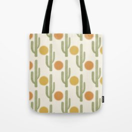 Happy Desert Tote Bag