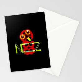 Hei Tiki New Zealand Stationery Cards