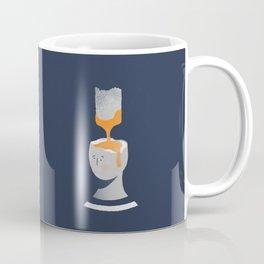 Breakfast Time - Mr Egg Head Coffee Mug