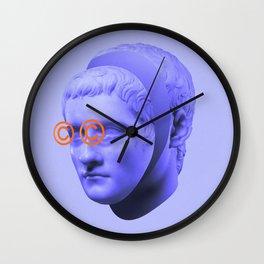 Copyright Wall Clock