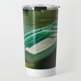 A Yvoire France Travel Mug