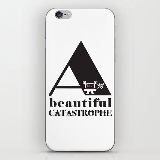 A Beautiful Catastrophe iPhone & iPod Skin