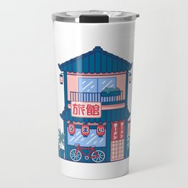 Ramen shop Travel Mug
