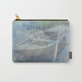 Lonely again in the fog Carry-All Pouch