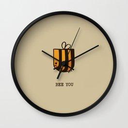 Bee You Wall Clock