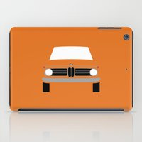 bmw iPad Cases featuring BMW 2002 by Nick Steen