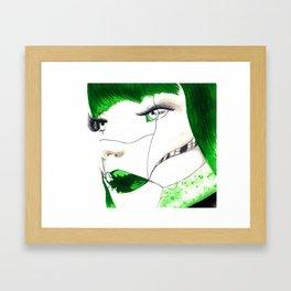 Cyborg-003 Framed Art Print