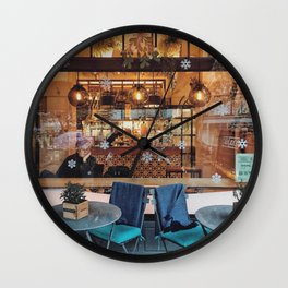Xmas feeling Wall Clock