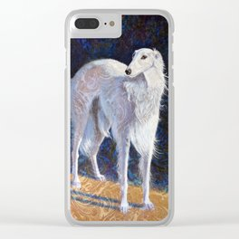 Incandescent Clear iPhone Case