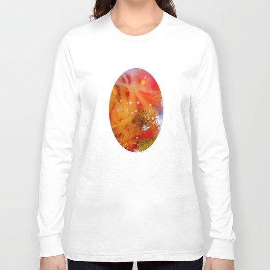 Abstract Rozita Long Sleeve T-shirt