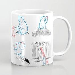 DA BEARS - A GOOD DAY Coffee Mug