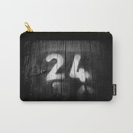 two four post Carry-All Pouch