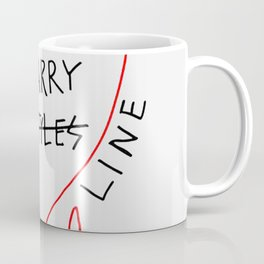 FINE LINE Coffee Mug