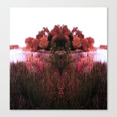 Nature's Calm Canvas Print