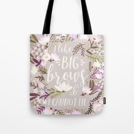 Big Brows – Spring Palette Tote Bag