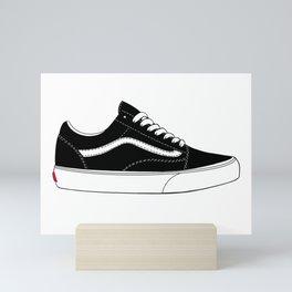 Classic Sneaker Mini Art Print